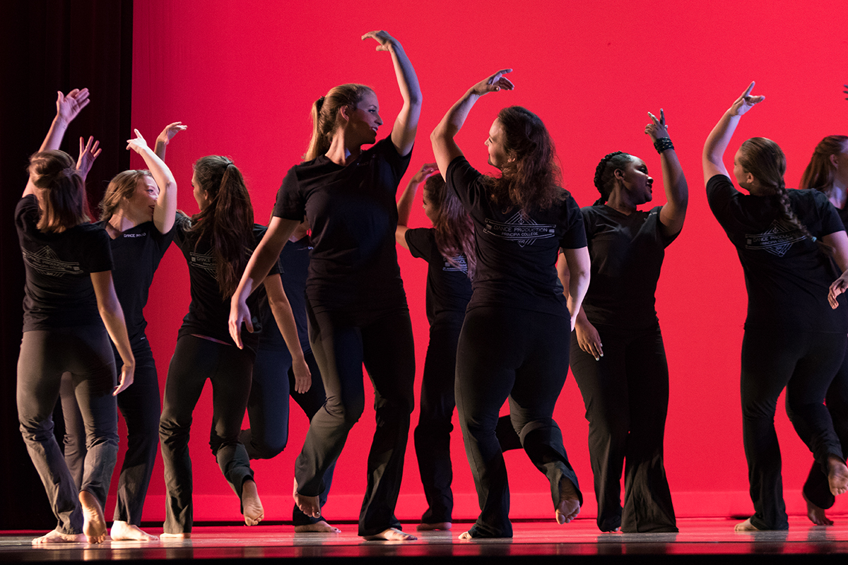 Principia College Dance Production